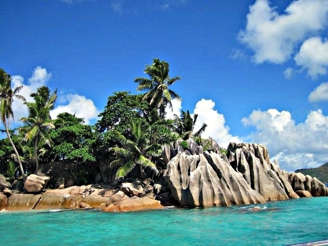 seychelles landscapes